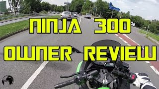 6. Kawasaki Ninja 300 SE - An honest Review after one year of ownership