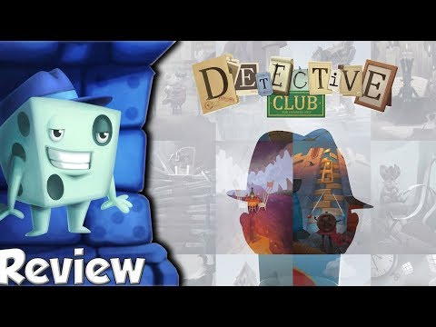 Detective Club Review - with Tom Vasel