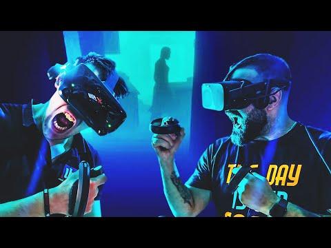 Κυνήγι φαντασμάτων με δύο VR! (ΣΟΚ!)