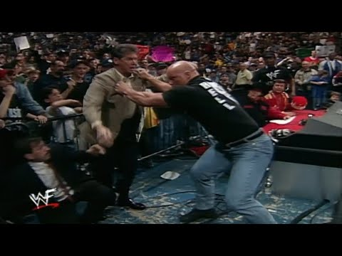 Stone Cold Wants Payback!