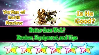 Which one better Warrior of Light or Earth Veritas? Find out more about him on this video. Thanks for watching, pease hit the like button and subscribe to my channel for more ff be guides.