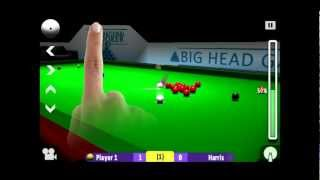 INTERNATIONAL SNOOKER YouTube video