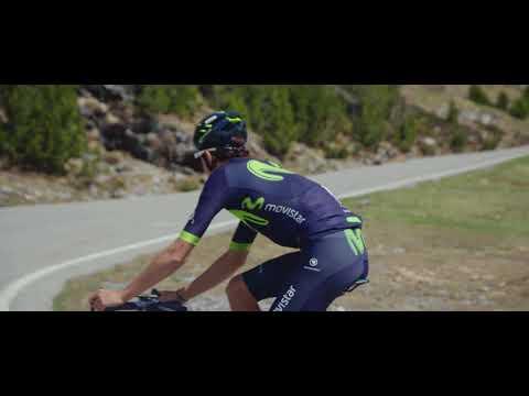 Видео о Велосипедный шлем Abus AVENTOR steel blue