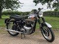 1962 BSA Rocket Gold Star 650cc for Sale