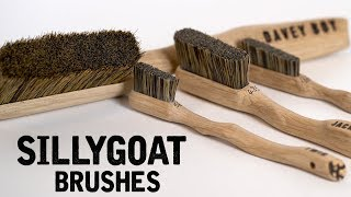 Indoor Climbing + SillyGoat Brushes by Matt Groom