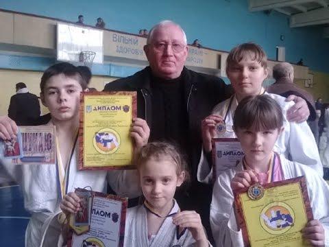 У Калуші відбувся Всеукраїнський турнір з дзюдо