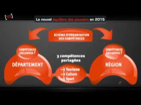 pourquoi la réforme territoriale