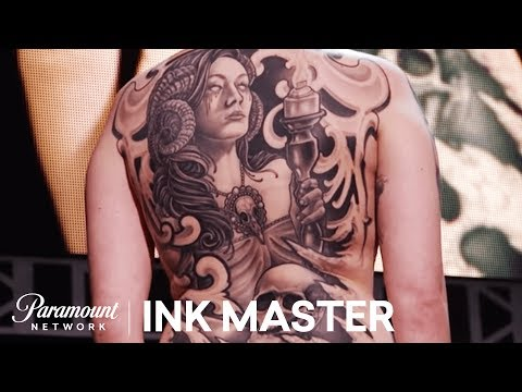ink master how to become a canvas