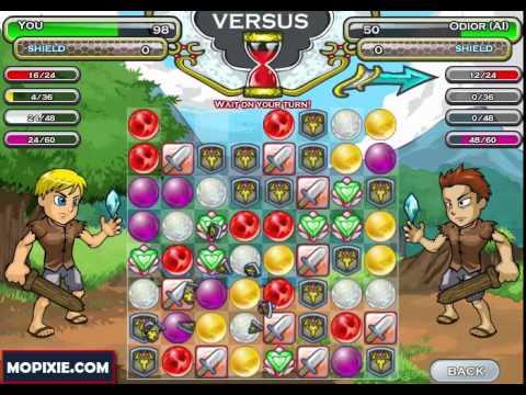 Manamancers : Multiplayer Game Walkthrough - Mopixie.com
