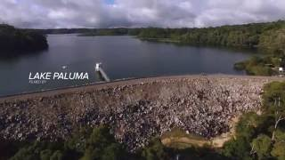 Paluma Australia  city pictures gallery : Lake Paluma, Queensland Australia (DJI Phantom 3 Professional)
