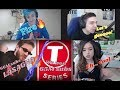 Download Lagu Pokimane | Shroud | Ninja | react to PewDiePie's T-series diss track Mp3 Free