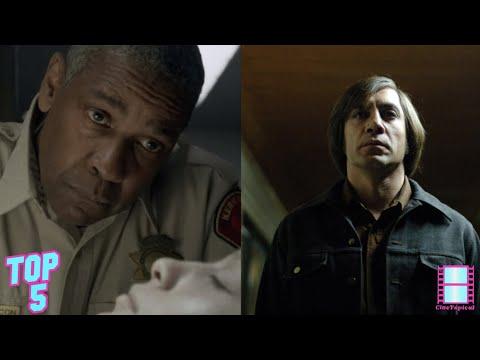 Top 5 Cat & Mouse Game Movies  #TheLittleThingsMovie #DenzelWashington #JaredLeto