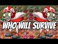 Modern All Star Challenge  Who Will Survive Qualifying Round Plants Vs Zombies 2 Epic Mod