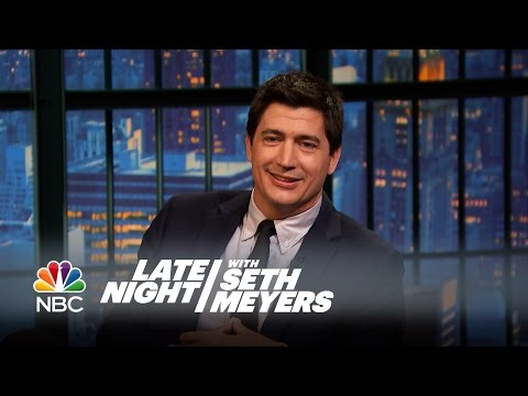 kids - Ken Marino's most famous line from The State is hilariously wrong for kids. » Subscribe to Late Night: http://bit.ly/LateNightSeth » Get more Late Night with Seth Meyers: http://www.nbc.com/late-...