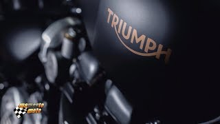 8. Nova Triumph Bobber Black
