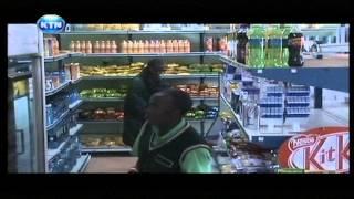 Ajabu: Man Caught Stealing From A Supermarket