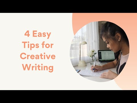 How YOU can be a better creative writer!