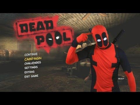 deadpool [10] - Team's idea