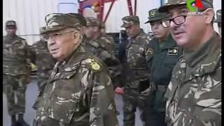 MDN: Les détails de la 2e journée de travail du Général de Corps d'Armée Ahmed Gaïd Salah.