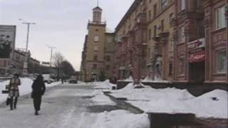 Zaporozhye Ukraine  city photos gallery : 31.01.2010 Zaporozhye,Ukraine....wmv