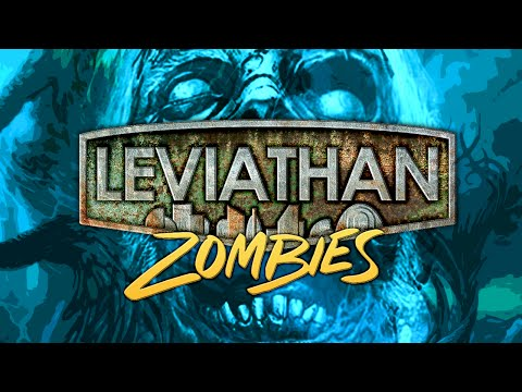 LEVIATHAN: UNDERWATER ZOMBIES (Part 2) ★ Call of Duty Zombies Mod (Zombie Games)