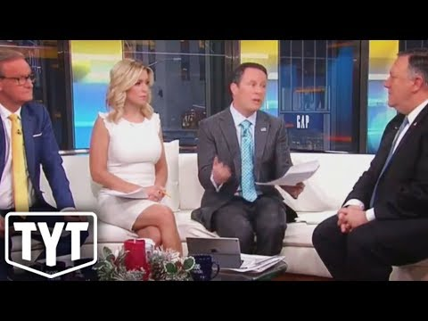 Fox Hosts GRILL Secretary Of State On Jamal Khashoggi Murder