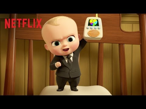 Boss Baby vs. Old People | The Boss Baby: Back in Business | Netflix Futures