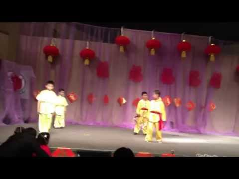Contribution to the Community : Performance for Chinese New Year Celebration in White Rock