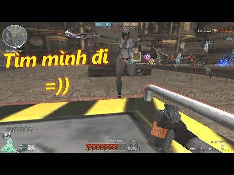 TROLL Ngụy Trang Trong Hòm Tiếp Tế CFQQ, Zombie Tìm SML. - Thời lượng: 10:42.