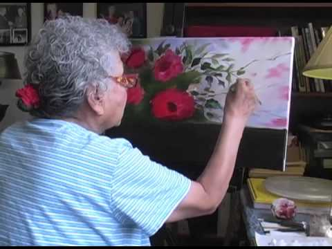Painting with Betty Antonio