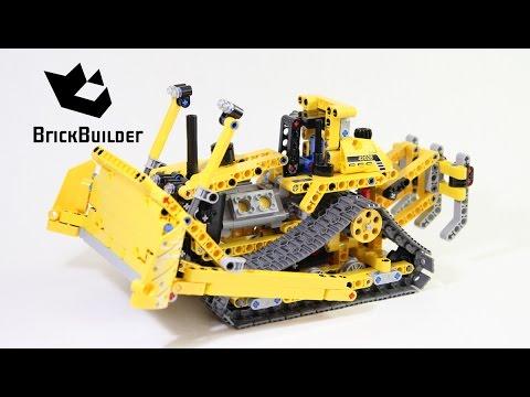 """Конструктор Lego Technic 42028 """"Бульдозер"""""""