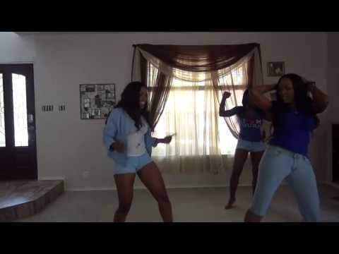 Linda Ikeji And Sisters Dancing To Antenna