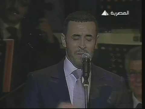 Kazem el Saher - Cairo 09 - Mawal & Eid w 7ob كاظم الساهر - موال و عيد و حب (видео)