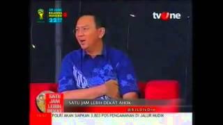 Video Full AHOK - Satu Jam Lebih Dekat Indy Rahmawati TV One MP3, 3GP, MP4, WEBM, AVI, FLV November 2018