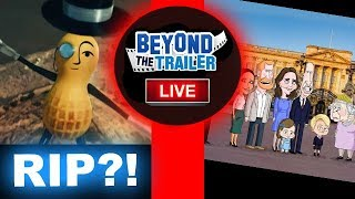 RIP Mr Peanut?! HBOMax The Prince Animated Series by Beyond The Trailer
