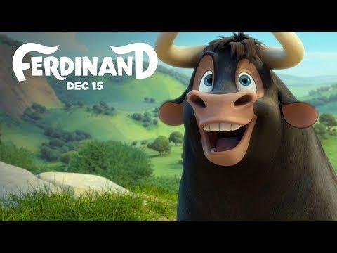 Ferdinand | Official Trailer [HD] | 20th Century FOX 2017