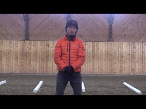 How to Ride Pole Exercises with Hyde Moffatt