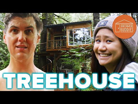 We Lived In A Treehouse