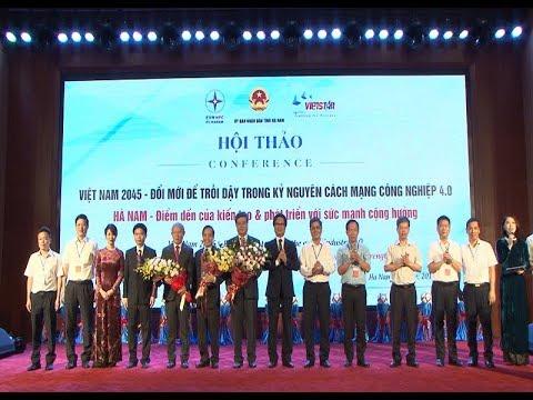 Việt Nam 2045 – Đổi mới để trỗi dậy trong kỷ nguyên CMCN 4.0