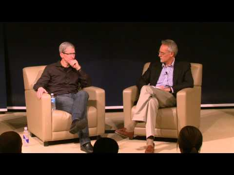 Apple CEO Tim Cook - Apple CEO Tim Cook talk about the three things he focuses on each day. Cook spoke as part of his class reunion at Duke University's Fuqua School of Business....