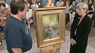 Take a look back at memorable finds appraised 17 years ago, like this Henry Siddons Mowbray painting, in a NEW special! Vintage Austin airs Monday, July 3rd at 8/7C on PBS.ANTIQUES ROADSHOW airs Mondays at 8/7C PM & 9/8C PM on PBS. Watch full-length episodes of ANTIQUES ROADSHOW at http://www.pbs.org/show/antiques-roadshow To be the first to know about all our broadcast and tour info, subscribe to our newsletter and follow us on Twitter & Instagram @RoadshowPBS, Pinterest, and Facebook!