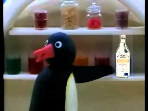 SinäTuubaPaska - Pingu ei juo alkoholipitoisia juomia