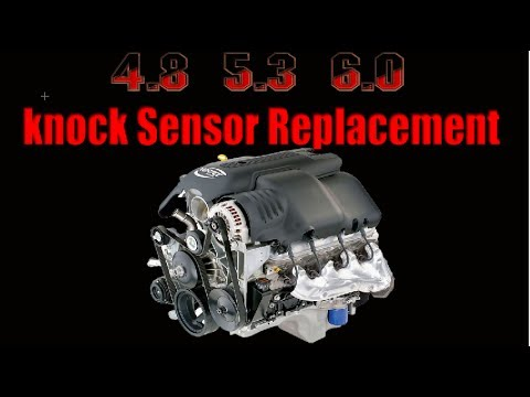 97 nissan quest knock sensor location