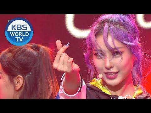 Kang xiwon(강시원) - CLICK CLICK[Music Bank/2019.04.12] - Thời lượng: 3 phút, 10 giây.