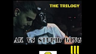 AHAT Utah | AK vs. Stupid King