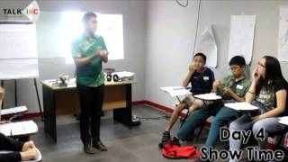 TALKINC Youth Public Speaking
