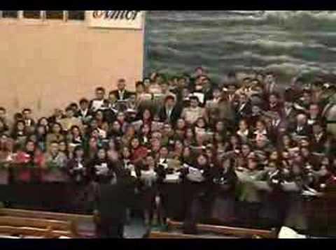 Ciudad Santa - Himno La Ciudad Santa en el tercer ensayo en La Cisterna.