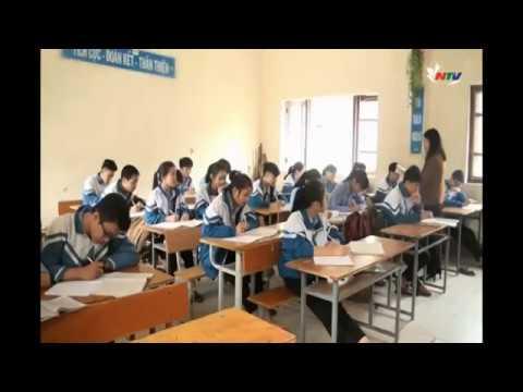 Anh Sơn đứng thứ 2 toàn tỉnh về học sinh giỏi năm học 2016-2017.