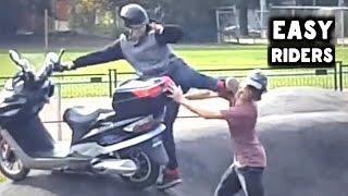Nonton Motorcycle crash ROAD RAGE  2016 #13 Film Subtitle Indonesia Streaming Movie Download
