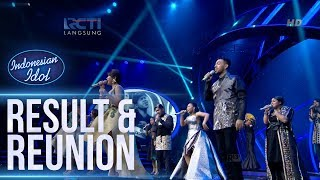 Video ALL CONTESTANTS - IDOLA INDONESIA - RESULT & REUNION - Indonesian Idol 2018 MP3, 3GP, MP4, WEBM, AVI, FLV September 2018